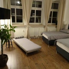 Отель Dream & Relax Apartment's Hauptbahnhof Германия, Нюрнберг - отзывы, цены и фото номеров - забронировать отель Dream & Relax Apartment's Hauptbahnhof онлайн комната для гостей