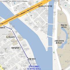 Отель Candeo Hakata Terrace Фукуока городской автобус