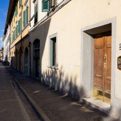 Отель Senese 25A - Keys Of Italy Флоренция вид на фасад