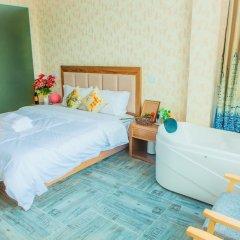 Отель The Grand Blue Hotel Вьетнам, Шапа - отзывы, цены и фото номеров - забронировать отель The Grand Blue Hotel онлайн комната для гостей фото 5