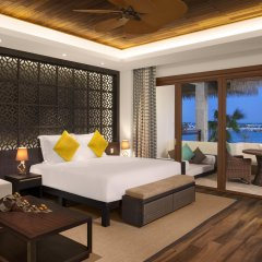 Отель Banana Island Resort Doha By Anantara комната для гостей фото 2