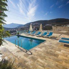 Villa Swan Турция, Калкан - отзывы, цены и фото номеров - забронировать отель Villa Swan онлайн бассейн фото 2