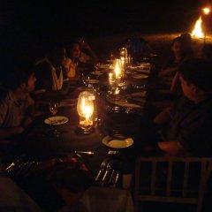 Отель Mahoora Tented Safari Camp - Kumana Шри-Ланка, Яла - отзывы, цены и фото номеров - забронировать отель Mahoora Tented Safari Camp - Kumana онлайн питание фото 2