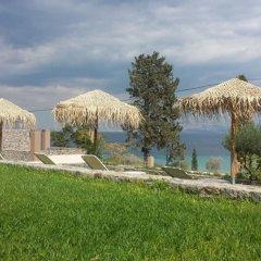 Отель Xanthippi Hotel Apartments Греция, Эгина - отзывы, цены и фото номеров - забронировать отель Xanthippi Hotel Apartments онлайн пляж