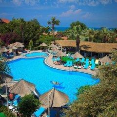Can Garden Beach Турция, Сиде - отзывы, цены и фото номеров - забронировать отель Can Garden Beach онлайн бассейн фото 3