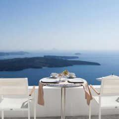 Отель Gorgona Villas Греция, Остров Санторини - отзывы, цены и фото номеров - забронировать отель Gorgona Villas онлайн питание фото 3