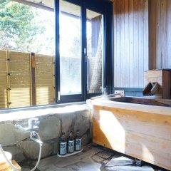 Отель Ryokan Nagomitsuki Беппу ванная