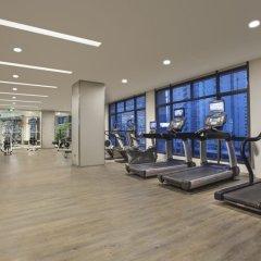 Отель Somerset Xu Hui Shanghai фитнесс-зал фото 4