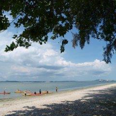 Village Hotel Changi пляж