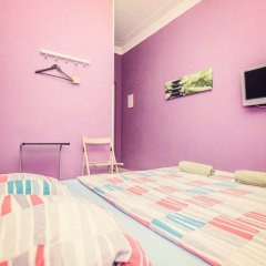 TNT Hostel Moscow комната для гостей фото 3