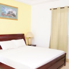 Sand Beach Hotel in Kololi, Gambia from 231$, photos, reviews - zenhotels.com guestroom