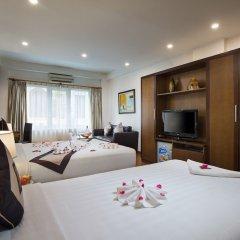 Отель Splendid Star Grand Hotel Вьетнам, Ханой - отзывы, цены и фото номеров - забронировать отель Splendid Star Grand Hotel онлайн удобства в номере фото 2