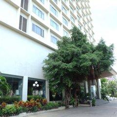 Отель The Dynasty Hotel Таиланд, Бангкок - отзывы, цены и фото номеров - забронировать отель The Dynasty Hotel онлайн вид на фасад