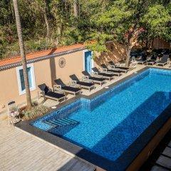 Отель Maravilha Гоа бассейн