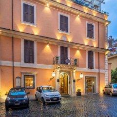 Comfort Hotel Bolivar парковка