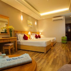 Silverland Min Hotel комната для гостей фото 4
