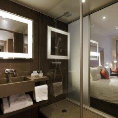 Отель Novotel Paris Les Halles 4* Представительский номер с различными типами кроватей фото 11