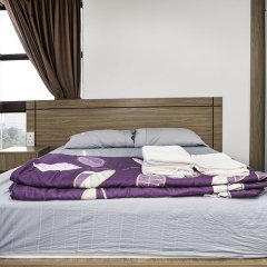 Отель Treetops Condo Паттайя комната для гостей