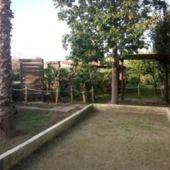 Отель Residence Nuovo Messico Италия, Аренелла - отзывы, цены и фото номеров - забронировать отель Residence Nuovo Messico онлайн спортивное сооружение