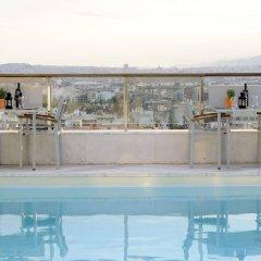 Отель Dorian Inn Hotel Греция, Афины - 7 отзывов об отеле, цены и фото номеров - забронировать отель Dorian Inn Hotel онлайн бассейн фото 3