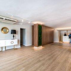 Отель Aparthotel Veramar фитнесс-зал
