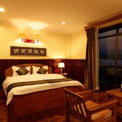 Ayarwaddy River View Hotel комната для гостей фото 2