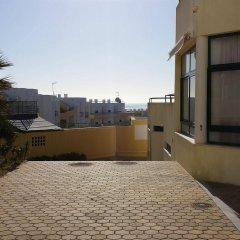 Отель Clube Meia Praia парковка