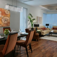 Отель Fraser Suites Dubai Дубай комната для гостей