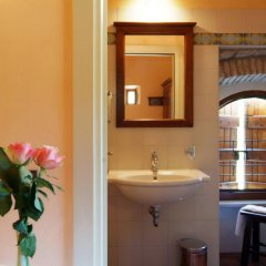 Отель Valle Rosa Country House Сполето ванная фото 2