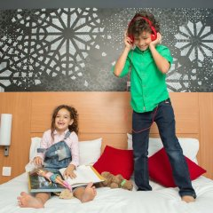 Отель ibis Ouarzazate Centre Марокко, Уарзазат - отзывы, цены и фото номеров - забронировать отель ibis Ouarzazate Centre онлайн детские мероприятия фото 2