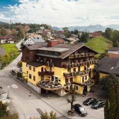 Hotel Gasthof Zum Kirchenwirt Пух-Халлайн