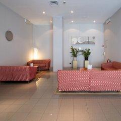 Отель Idea Hotel Piacenza Италия, Пьяченца - 1 отзыв об отеле, цены и фото номеров - забронировать отель Idea Hotel Piacenza онлайн интерьер отеля фото 2
