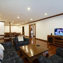 Отель Baan Sawasdee Бангкок развлечения