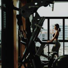 Acqua Hotel фитнесс-зал фото 3