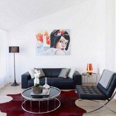 Апартаменты Leonhard Apartments Vienna Вена комната для гостей фото 3