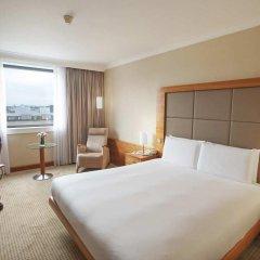 Отель Hilton Prague комната для гостей фото 4