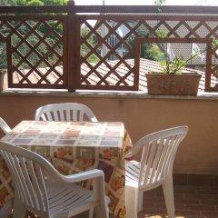 Отель La Villa Del Patrizio Казаль Палоччо балкон