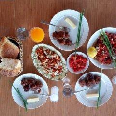 Erkin Beach Club Hotel питание