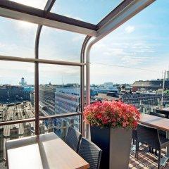 Original Sokos Hotel Vaakuna Helsinki балкон