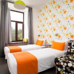 Гостиница Станция Z12 3* Стандартный номер с двуспальной кроватью фото 18