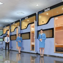 Отель VATC SleepPod Terminal 2 спа