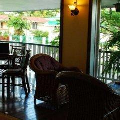 Отель Herdmanston Lodge Гайана, Джорджтаун - отзывы, цены и фото номеров - забронировать отель Herdmanston Lodge онлайн балкон