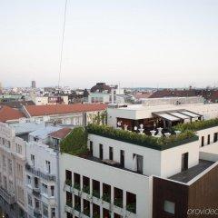 Square Nine Hotel Belgrade Белград балкон