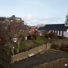 Hotel Tórshavn балкон
