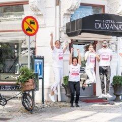 Hotel Duxiana спортивное сооружение