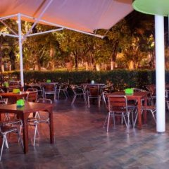 The Garden Hostel гостиничный бар