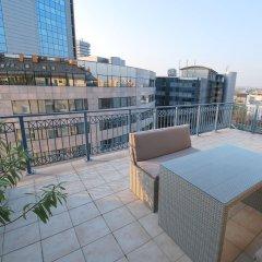 Апартаменты Arpad Bridge Apartments Budapest балкон