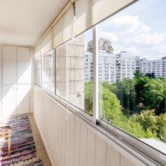 Гостиница Nice Taganskaya в Москве отзывы, цены и фото номеров - забронировать гостиницу Nice Taganskaya онлайн Москва балкон