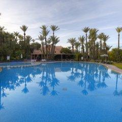 Hotel Marrakech Le Semiramis бассейн фото 2