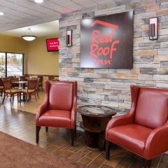 Отель Red Roof Inn & Suites Columbus - W. Broad США, Колумбус - отзывы, цены и фото номеров - забронировать отель Red Roof Inn & Suites Columbus - W. Broad онлайн интерьер отеля